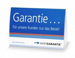 Dachaufsteller_Garantie