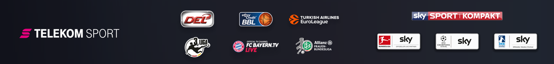 Telekom Sport Navitel Bayreuth: Fußball, Eishockey, Basketball und vieles mehr!